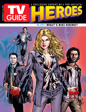 Heroes Cover Photo