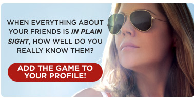 In Plain Sight Facebook Game Photo