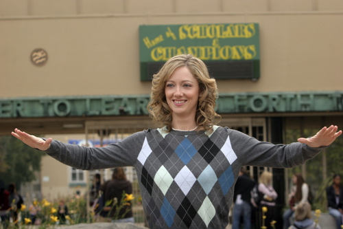 Judy Greer Miss Guided Photo