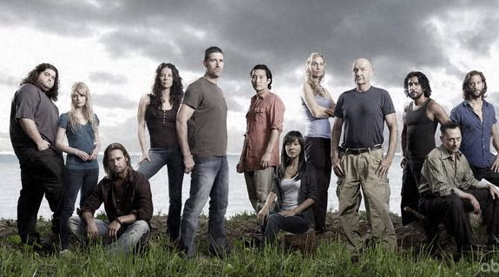 Lost Season 4 Cast Photo