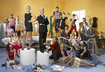 Project Runway Cast