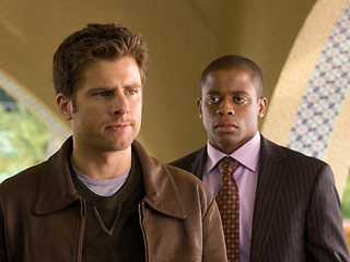 Psych Cast Photo