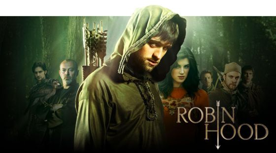 Robin Hood BBC America Photo