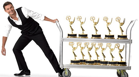 Ryan Seacrest Emmy Photo
