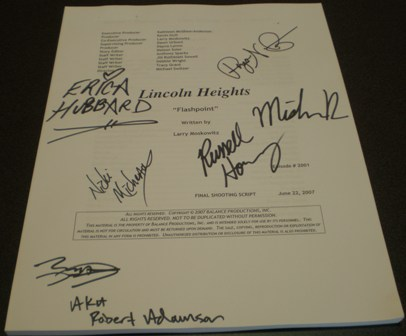 Lincoln Heights Script