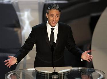 Jon Stewart Oscar Photo