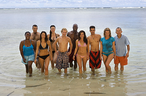Survivor Micronesia Cast Photo