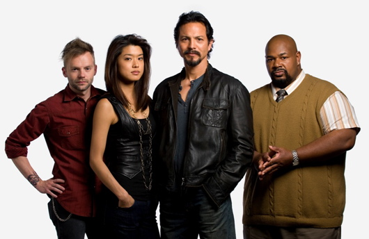 The Cleaner Cast Photo