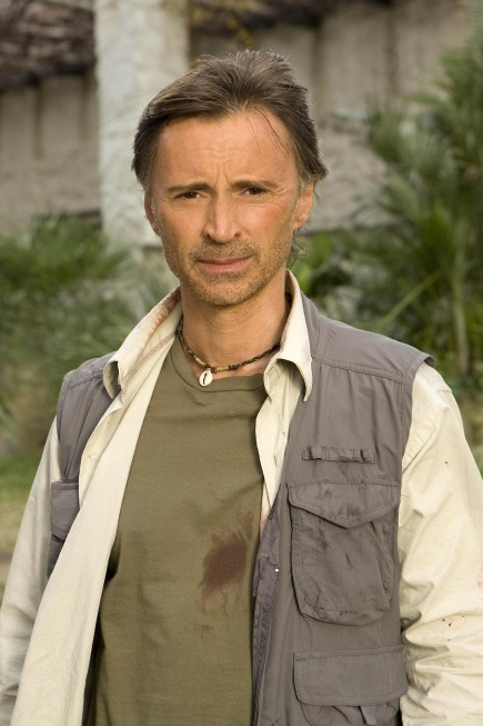 Robert Carlyle Exile Photo