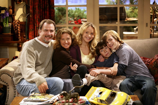 Bill Engvall Show Cast Photo
