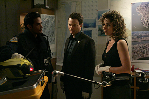 CSI NY Photo