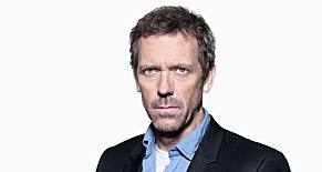 Hugh Laurie House Photo