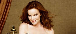 Marcia Cross Desperate Housewives Photo