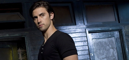 Milo Ventimiglia Heroes Photo