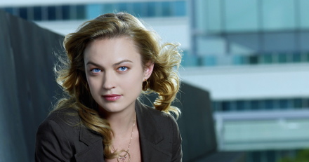 Sophia Myles Moonlight Photo