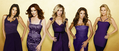 desperate housewives cast photo