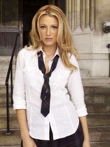 Blake Lively Gossip Girl Photo