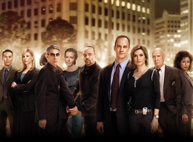 Law and Order SVU Cast Photo