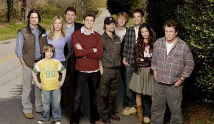 October Road Cast Photo