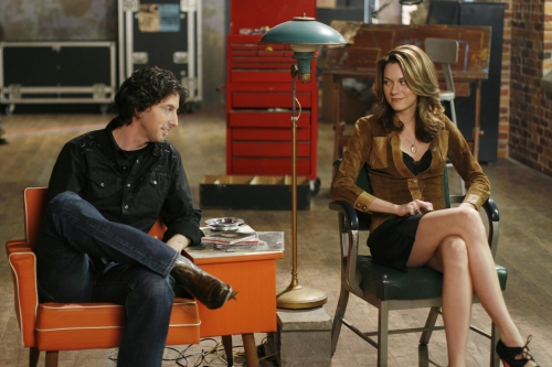 One Tree Hill Episode Photos From Echoes, Silence, Patience & Grace