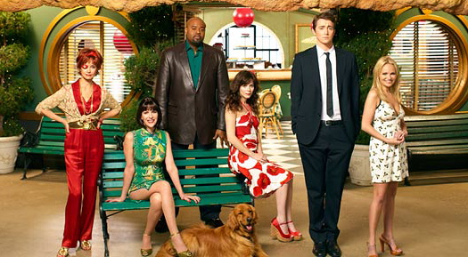 Pushing Daisies Cast Photo