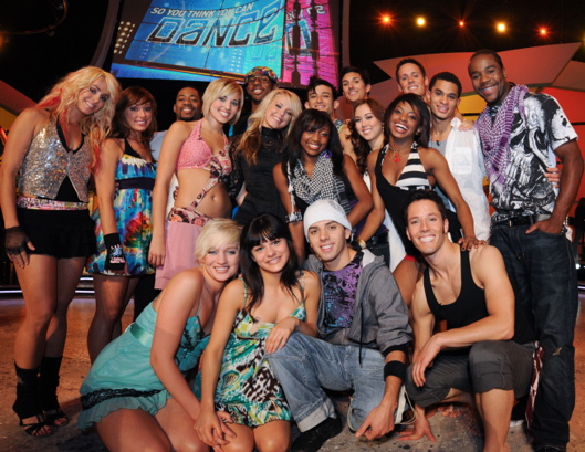 SYTYCD Top 18 Photo