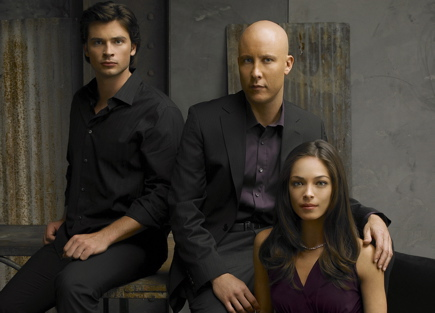 Smallville Cast Photo