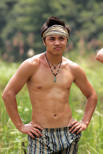 Frosti Zernow Survivor China Photo