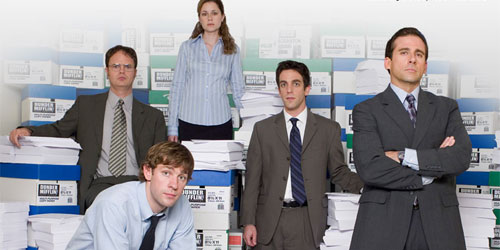 The Office Cast Photo