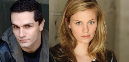 Sam Witwer And Cassidy Freeman Join The Cast Of Smallville