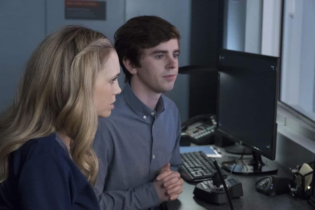 The Good Doctor Episode 15 Season 1 Heartfelt 01