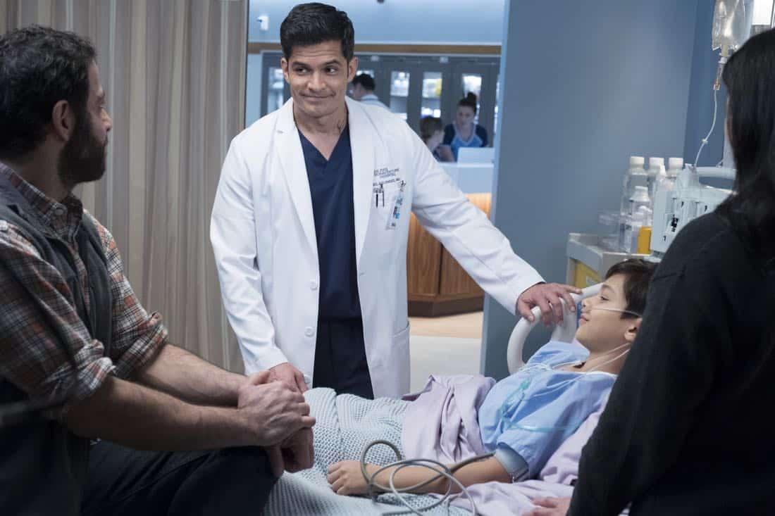 The Good Doctor Episode 15 Season 1 Heartfelt 03